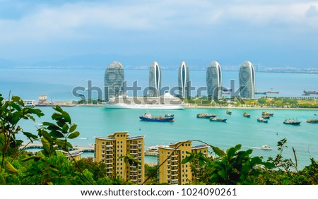Sanya, Hainan Island, China