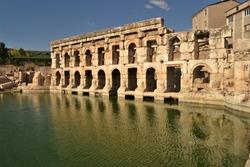 Sarıkaya Roman Baths The Roman Bath in the area where the ancient city called