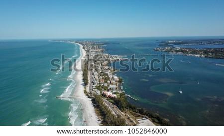 Sarasota, florida, bradenton beach