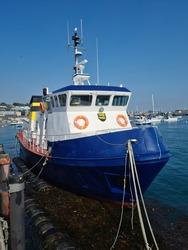 Sark Boat, Guernsey Channel Islands