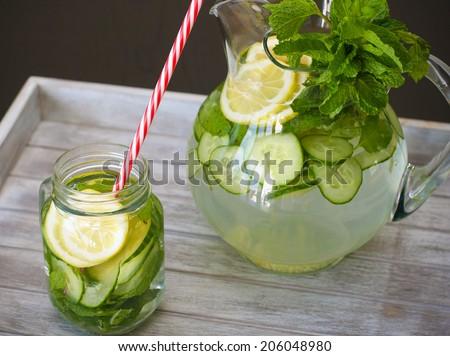 Sassy diet water