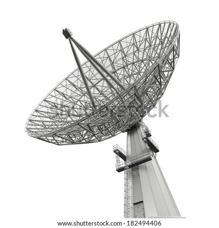 Satellite Dish Antenna #182494406