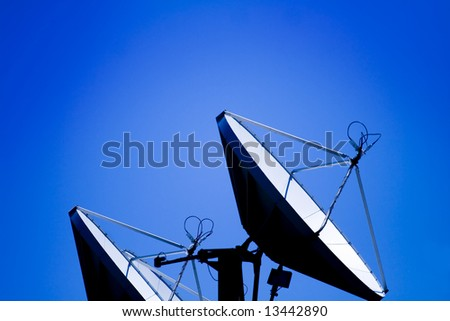 satellite dish business concepts