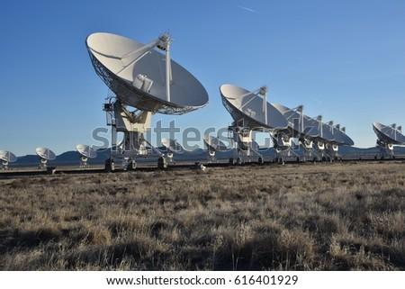 Satellite Dishes #616401929