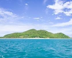 Sattahip beach, Chonburi, Thailand