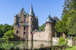 Satzvey castle in Germany