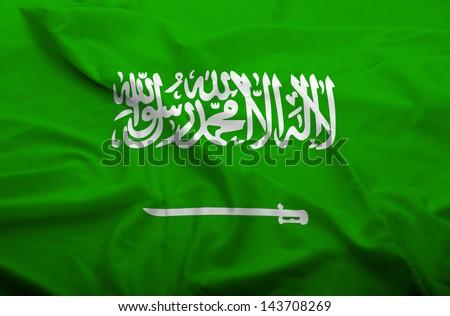Saudi Aabia Flag