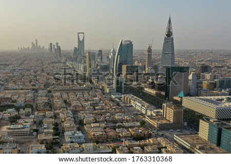 Saudi Arabia - Riyadh 2020 - Drone shooting