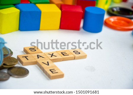 save and taxes keyword on the floor.  #1501091681