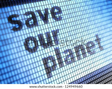 save our planet  Full collection of icons like that is in my portfolio