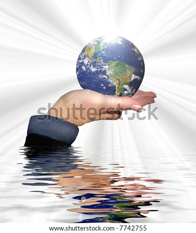 Save The World With Reflection