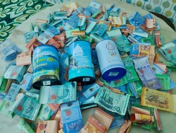 saving is a noble practice. the discipline of keeping money in the piggy bank, will yield quite lucrative results