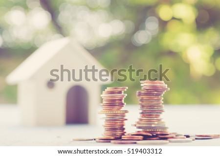 Saving money #519403312