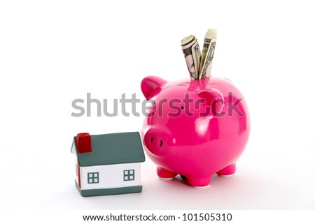 Saving Money for a Home College and Church