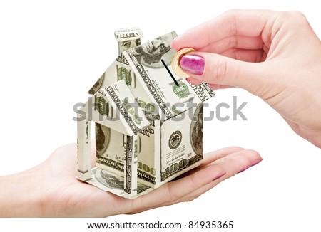 saving money on a new house