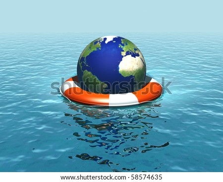 Saving the planet_rising sea levels