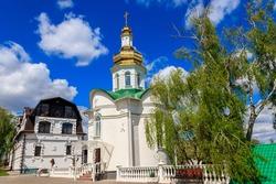 Saviour-Transfiguration Mhar Monastery near Lubny in Poltava region, Ukraine