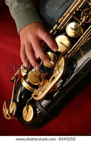 saxaphone fingering