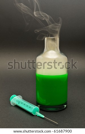 Say no to drugs - stock photo