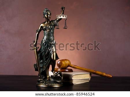 Scales of Justice, Law