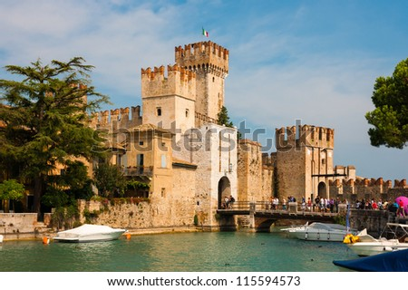 Castelli Lago di Garda