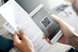 Scanning Two-Dimensional Code with Mobile Phone
