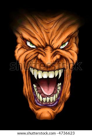 Scare Face