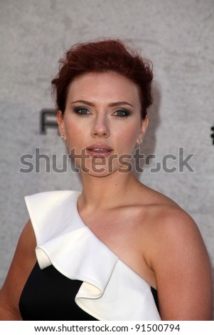 "Scarlett Johansson at Spike TV's 5th Annual ""Guys Choice"" Awards, Sony Studios, Culver City, CA. 06-04-11"