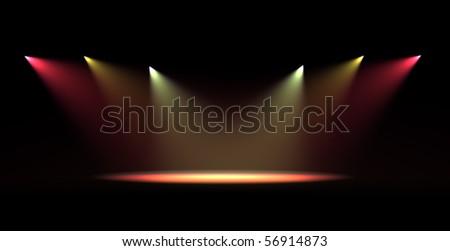 Scene light
