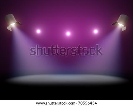 Scene lighting