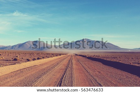 Scenic landscapes of Northern Argentina #563476633