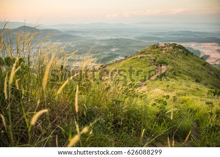 Scenic View at Broga Hill #626088299