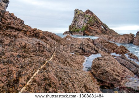 scenic view of sea against sky #1308681484