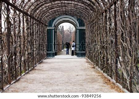 Uniones arregladas - Página 4 Stock-photo-schoenbrunn-castle-garden-in-winter-wien-europe-93849256