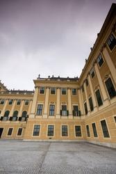 schonbrun: Emperor's summer residence palace