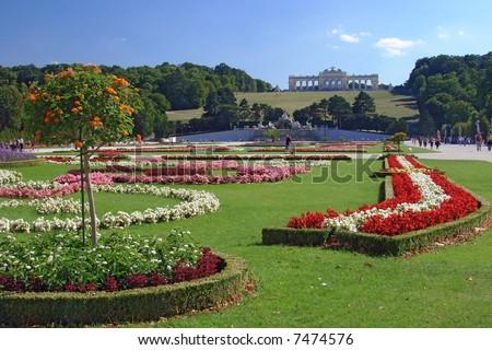 Schonbrunn arbor