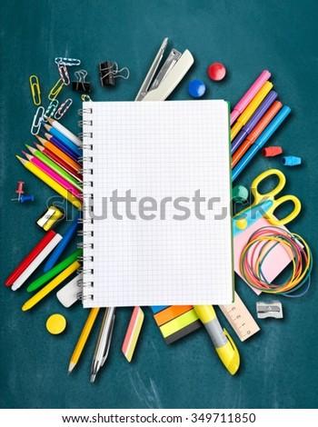 School. #349711850