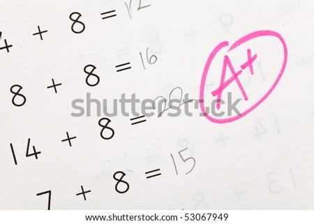 school grade for background use