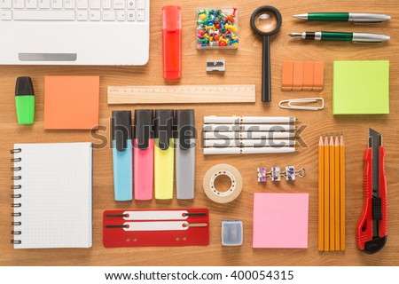 Merveilleux School Office Supplies On A.