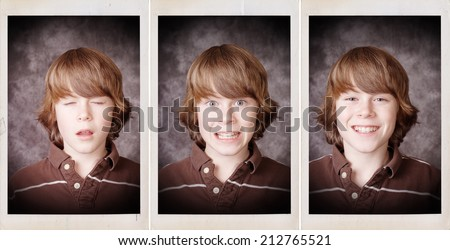 School Portrait Fail