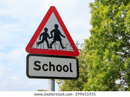 School sign #299655935