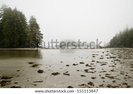 Schooner Cove - Pacific Rim National Park - Vancouver Island - Canada