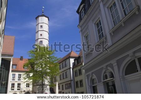 Schrotturm in Schweinfurt