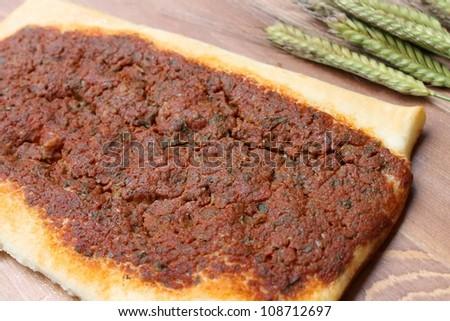 sciaccarotto - a type of italian pizza