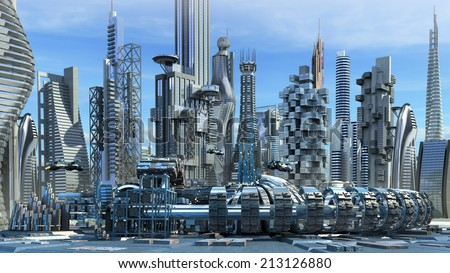 stock-photo-science-fiction-city-skyline-with-metallic-skyscrapers-and-hoovering-aircrafts-for-futuristic-or-213126880.jpg
