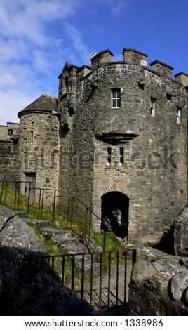 Scotland, Highland, Eilean Donan castle