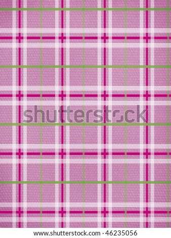 Scottish Folklore Kilt Pattern On Fabric Stock Photo 46235056 ...