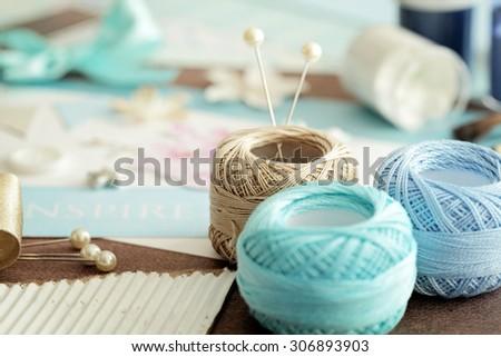 scrap booking craft tools