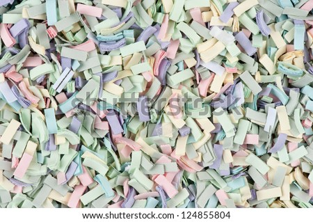 scrap paper background