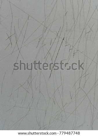 Scratches on white table texture,Scratches on white texture,Scratches on white desk texture #779487748